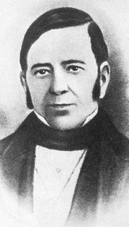 Pío de Tristán Viceroy of Peru