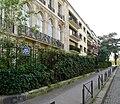 P1240612 Paris XVI Square des Écrivains-Combattants-Morts-pour-la-France rwk.jpg