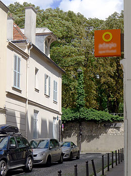 Image illustrative de l'article Rue Pierre-Bayle