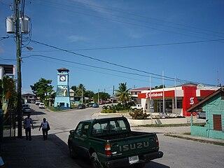 Punta Gorda, Belize Town in Toledo, Belize