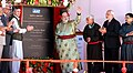 PM Modi lays the foundation stone for Kargil Leh--Srinagar power transmission line at Leh.jpg