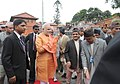 PM Modi offers prayers at the Pashupatinath Temple in Nepal.jpg