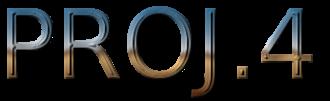 PROJ.4 - Image: PROJ.4 logo
