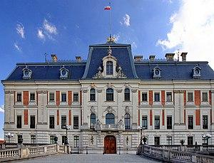 Silesian Voivodeship - Pless Castle in Pszczyna