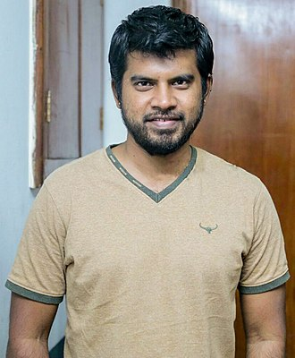 P. Vijay - Image: Pa. Vijay at the Strawberry Press Show