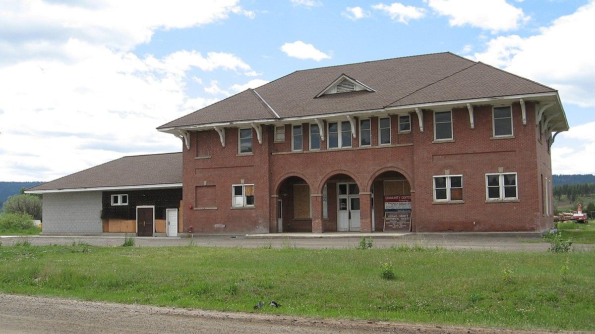 Pacific And Idaho Northern Railroad Depot Wikipedia