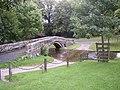 Packhorse Bridge, Linton - geograph.org.uk - 58948.jpg
