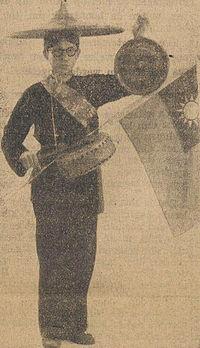 Pah Wongso with Chinese flag.jpg