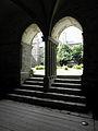 Paimpol (22) Abbaye de Beauport Salle capitulaire 05.JPG