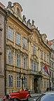 Palác Kounický (Malá Strana), Praha 1, Mostecká 15, Malá Strana.JPG