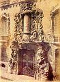 Palau del Marqués de Dosaigües, portada. València 1870, J. Laurent.jpg