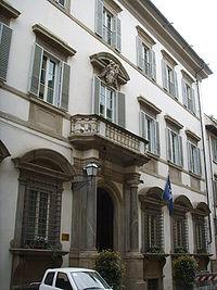 Palazzo jacometti-ciofi (enoteca pinchiorri).JPG