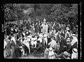 Palestine disturbances 1936. Arab gathering at Abou Ghosh LOC matpc.18052.jpg