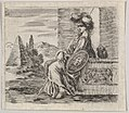 Pallas, from 'Game of Mythology' (Jeu de la Mythologie) MET DP831092.jpg