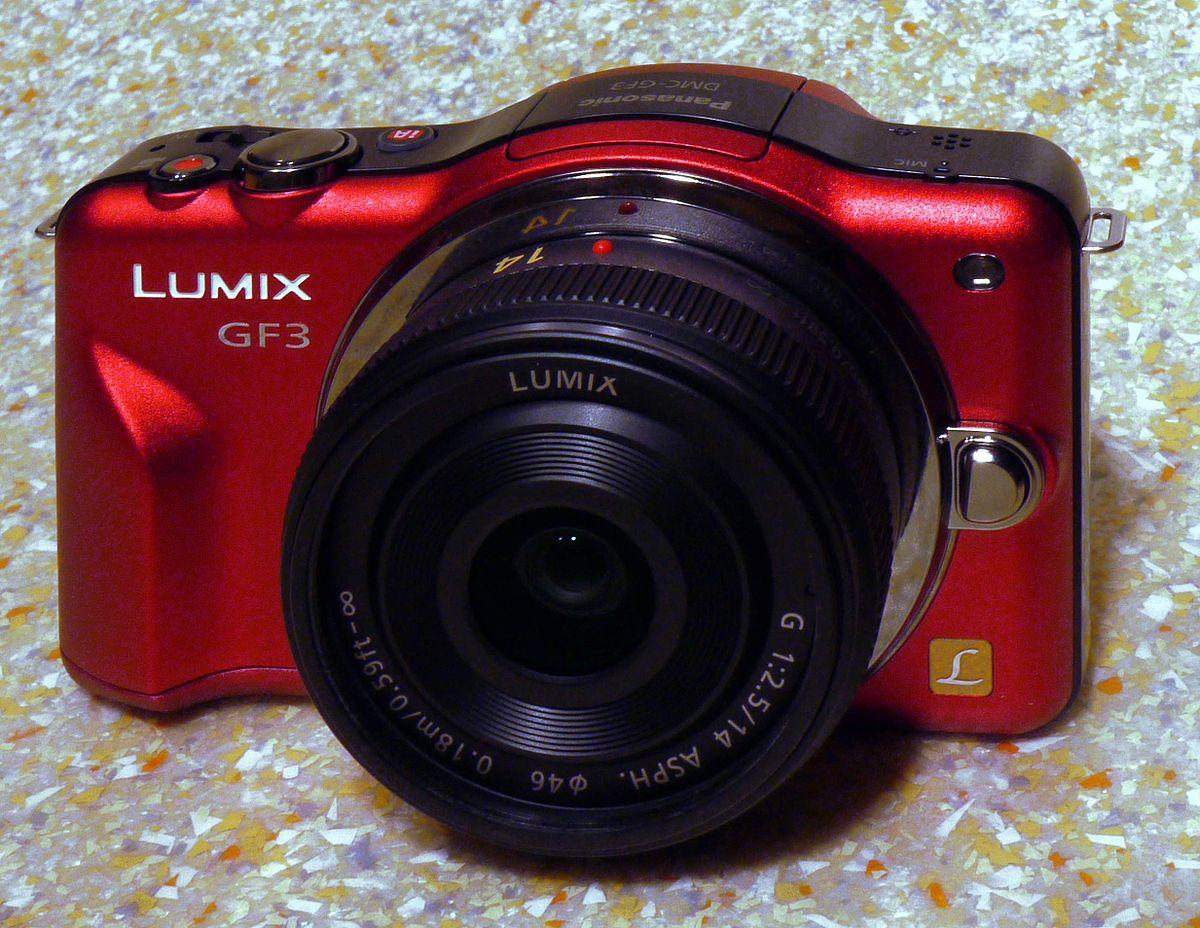 Panasonic Lumix Dmc Gf3 Wikipedia
