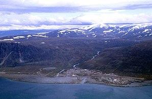 Siedlung Pangnirtung (Panniqtuuq)