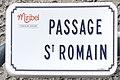 Panneau du passage Saint-Romain (Miribel).jpg
