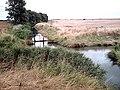 Pannel's Brook at Burnham Wick sluice - geograph.org.uk - 214507.jpg
