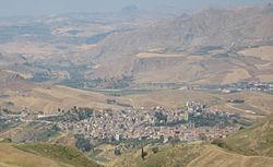 Panorama di Campofranco (Sicilia).JPG