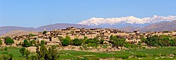 Panoramic View of Village Borki Parachinar Kurram Agency.jpg