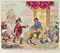 Pantagruel's victorious return to the court of Gargantua. After extirpating the soup-meagres of Bouille land by James Gillray.jpg