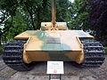 Panther D tank, Wilhelminapark, Breda, pic10.JPG