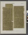 Papyrus. Hieratischer Papyrus aus Theben (Thebes). No. V, Lin. 1-31. (jetzt zu K. Museum zu Berlin.) (NYPL b14291191-44344).tiff