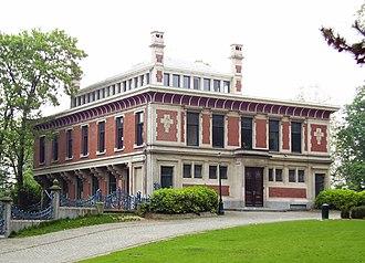 Leopold Park - Image: Parc Leopold Bruxelles 01