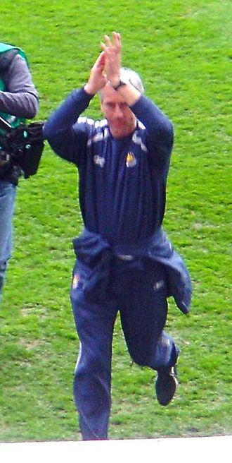 Alan Pardew - Pardew as manager of West Ham United in 2006