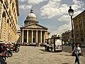 Paris, France. PANTHEON. Place du Pantheon. (PA00088420).jpg