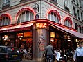 Paris 75006 Rue de Seine no 69 Bar du Marché 20070721.jpg