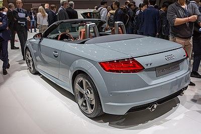 Audi TT - Wikiwand
