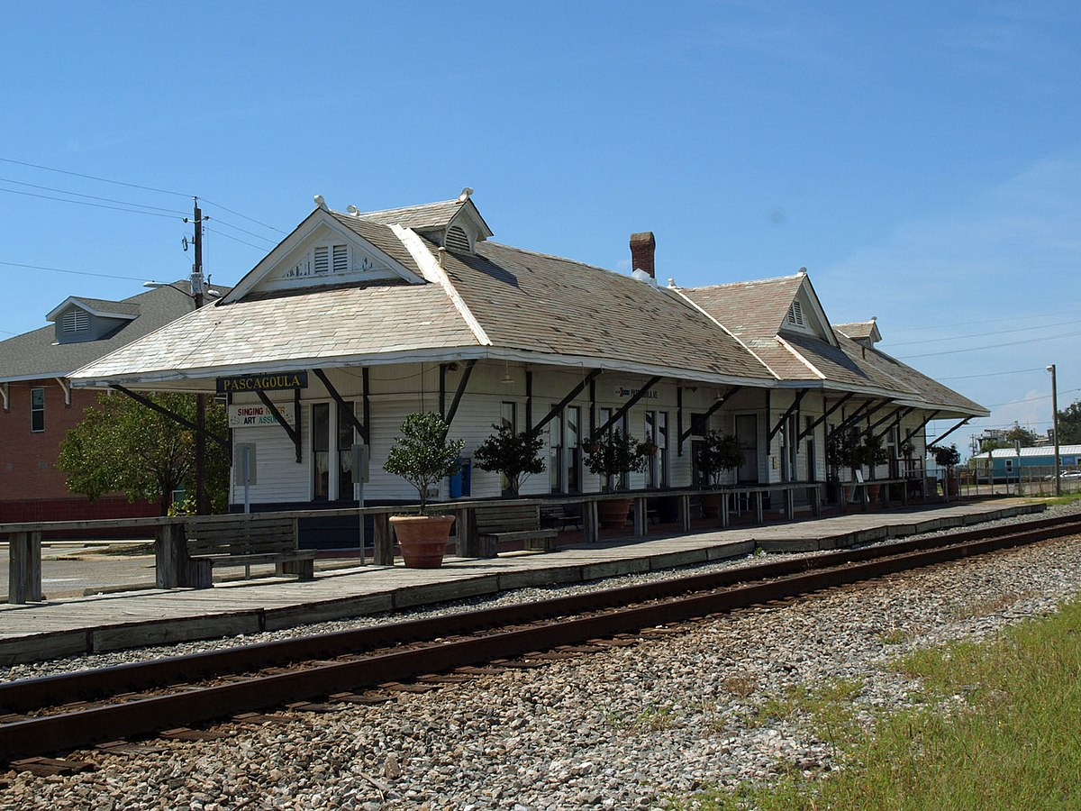 Pascagoula Station Wikipedia