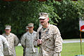 Passing the cutlass, senior enlisted sailor passes the sword in a change of charge ceremony 130618-M-IU187-142.jpg