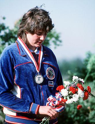 Pat Spurgin - Spurgin in 1984