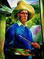 Patkó Self-Portrait with Hat 1925.jpg