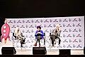 Patricia Quinn & Barry Bostwick RHPS Q&A at Galaxycon Richmond 2019 24.jpg