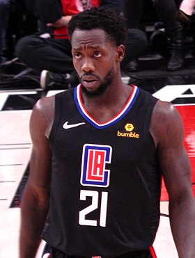 Image illustrative de l'article Patrick Beverley