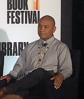 Patrick Rosal Filipino American poet and essayist