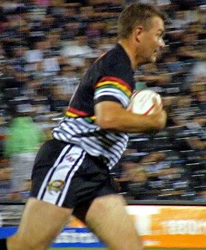 Paul Dunn (rugby league) - Image: Paul Dunn