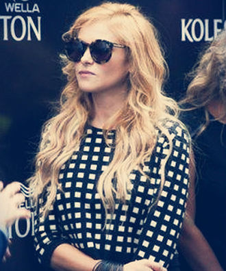Paulina Rubio - Paulina Rubio at a Wella event in 2014.