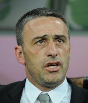 Paulo Bento - Bento coaching Portugal at Euro 2012
