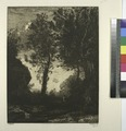 Paysage (Coucher de soleil), d'après Corot (NYPL b14504923-1130961).tiff