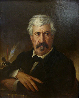 Manuel de Araújo Porto-Alegre, Baron of Santo Ângelo Brazilian poet, playwright and painter