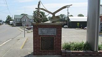 Peebles, Ohio - Image: Peebles OH4