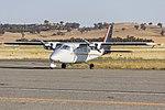 Pekal Aviation (VH-JQM) Partenavia P68B at Wagga Wagga Airport (3).jpg