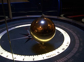 Museum of Science and Industry (Chicago) - Foucault pendulum