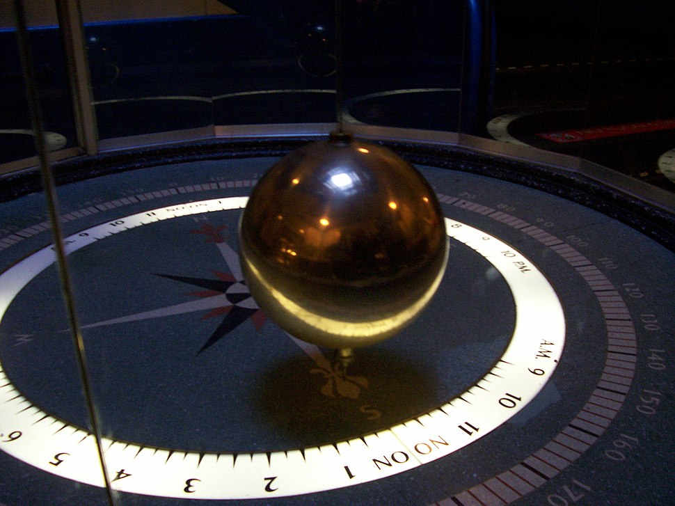 Pendulum ChicagoMuseumScienceIndustry