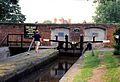Penkridge Lock and Bridge No 86 - geograph.org.uk - 11094.jpg