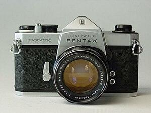 Pentax Spotmatic - Pentax Spotmatic